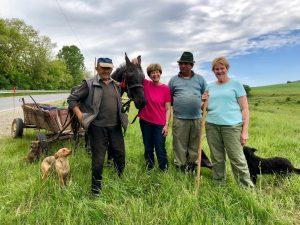 transylvania story tour life at the sheepfold