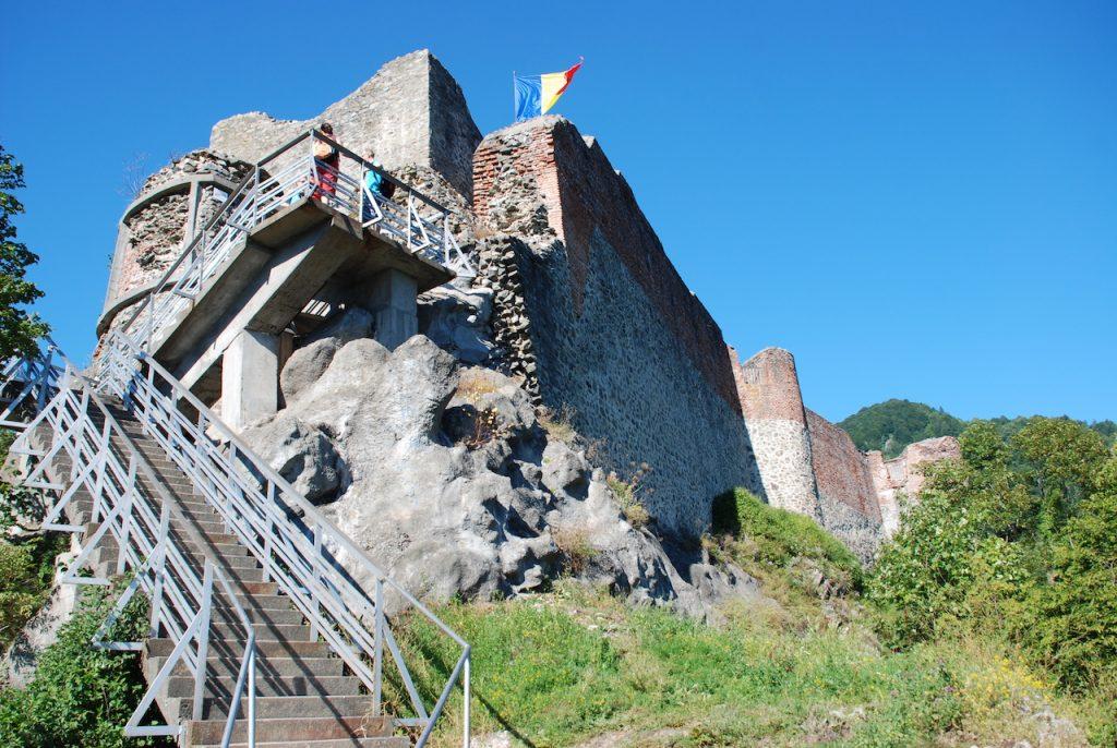 dracula beyond the legend poenari fortress