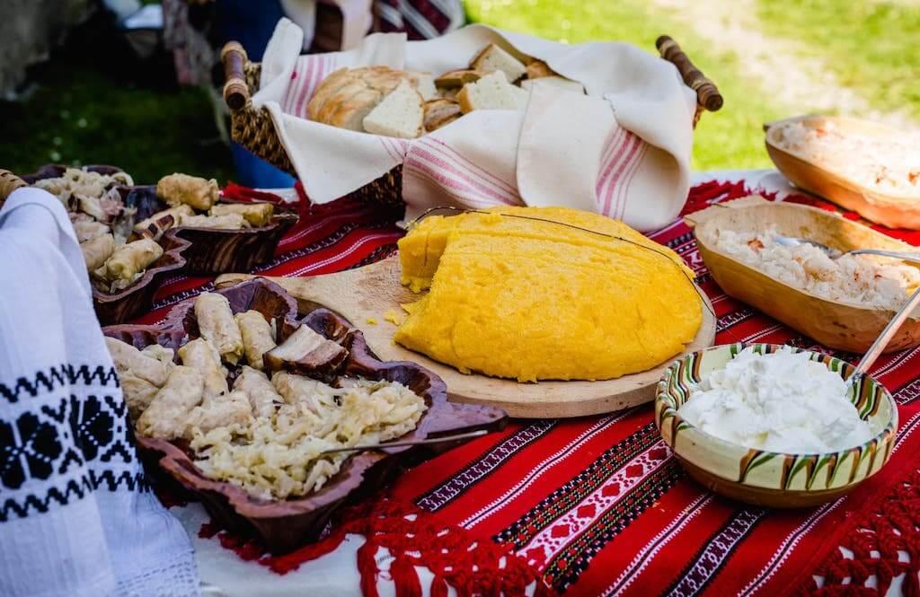 brasov local food