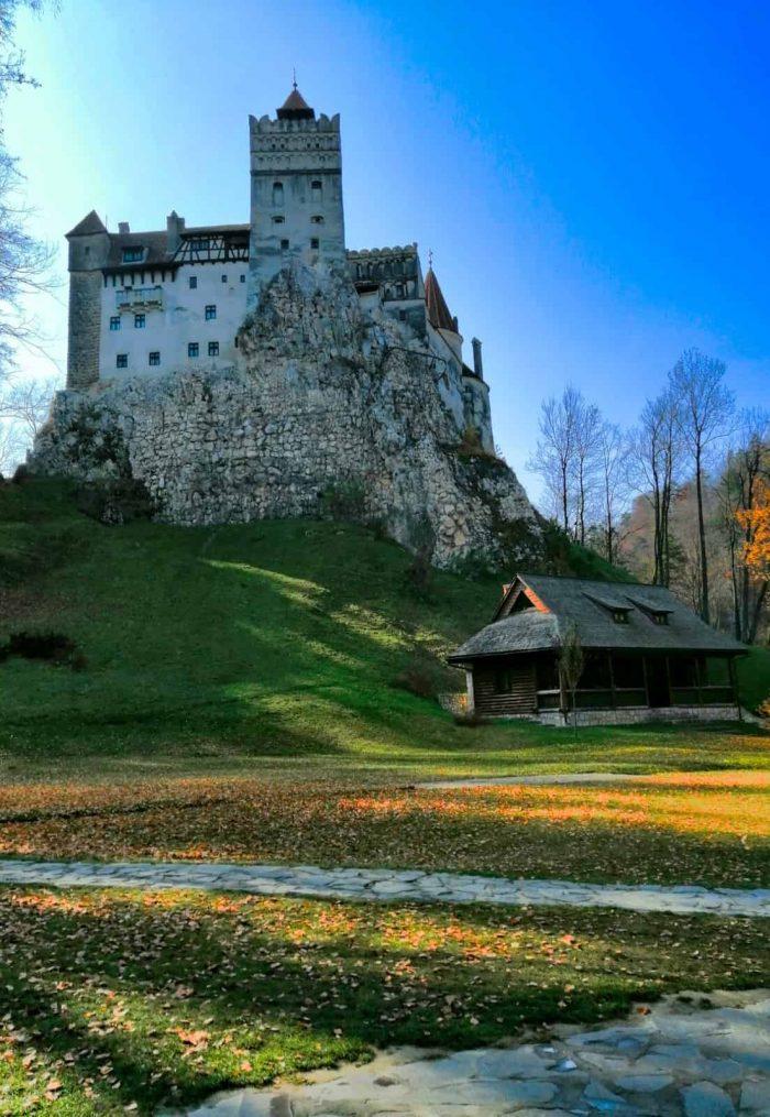 bran castle halloween experience